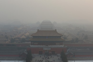Air Pollution Attacks Beijing Again
