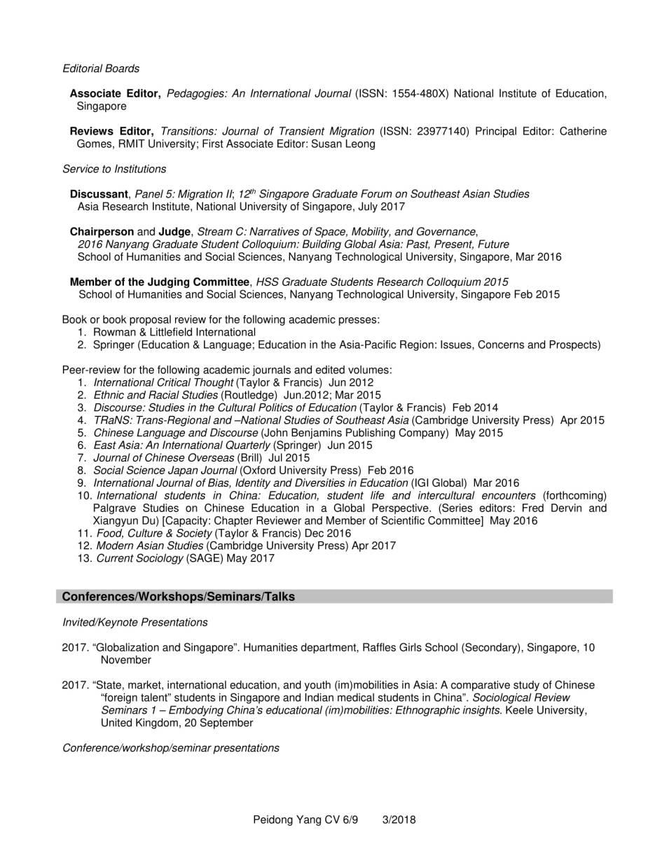 CV YANG Peidong_3.2018-6