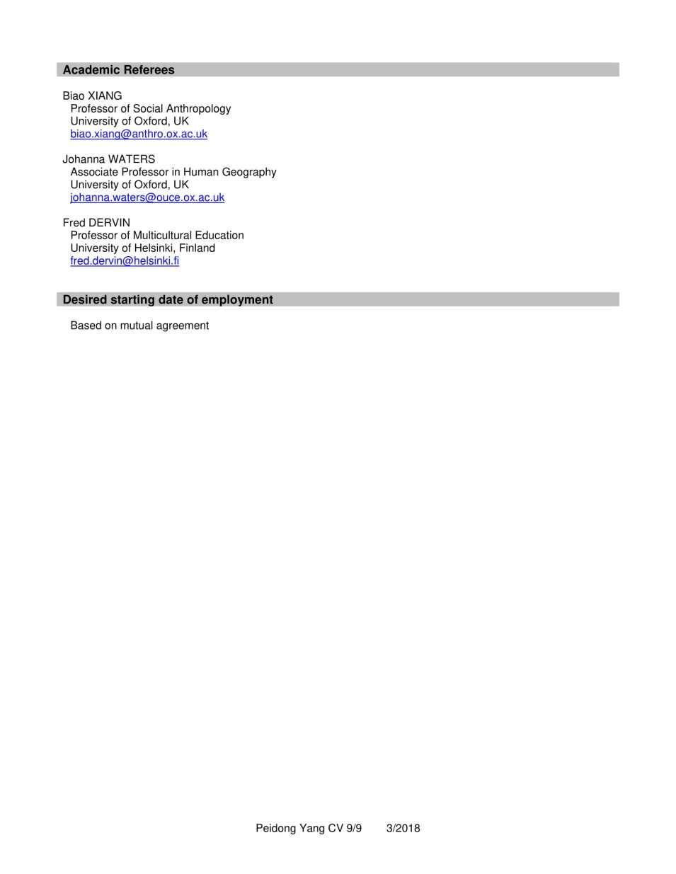 CV YANG Peidong_3.2018-9