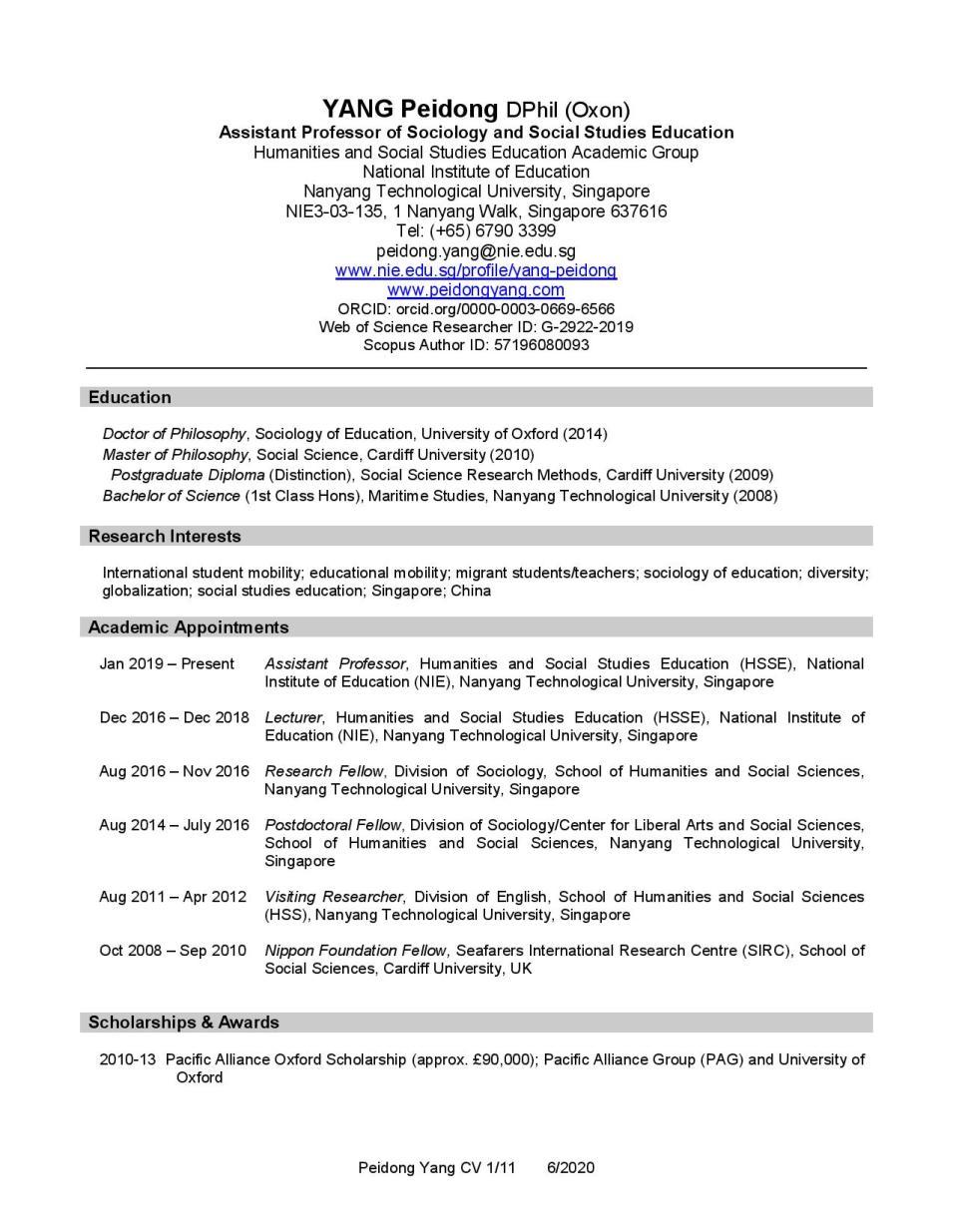 CV YANG Peidong_6.2020-page-001